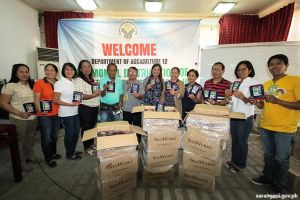 Sarangani gets veggie seeds from DA