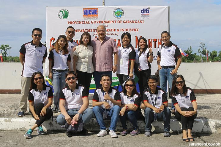 DTI, Gov. Solon open consumer month