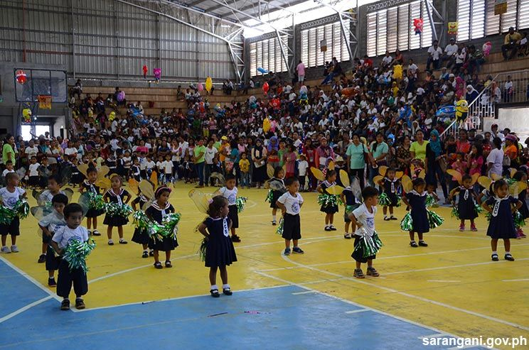 Sarangani Children's Day on November 18