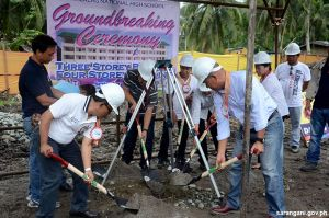 1,595 students get new classrooms