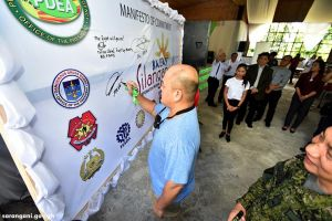 Governor Solon backs Balay Silangan