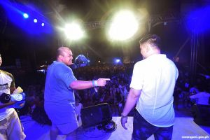 Department of Tourism opens Sarbay finale