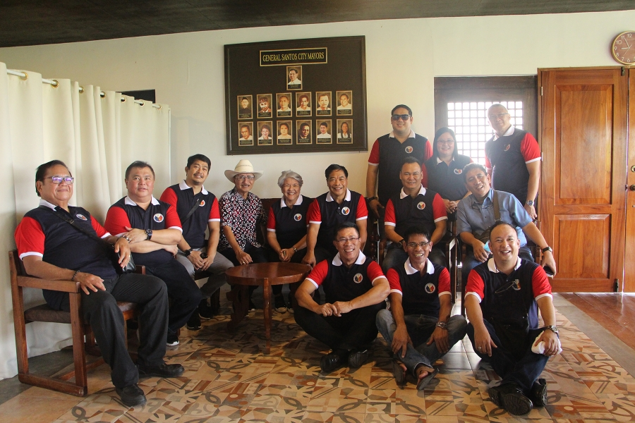 Sarangani Highlands hosts LVGP breakfast