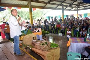 Farmers are blessed – Gov. Solon