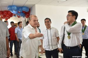Chinese envoy arrives in Sarangani