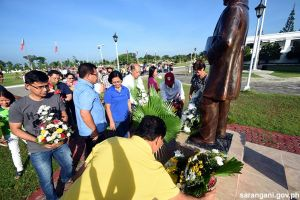 Sarangani celebrates National Heroes Day
