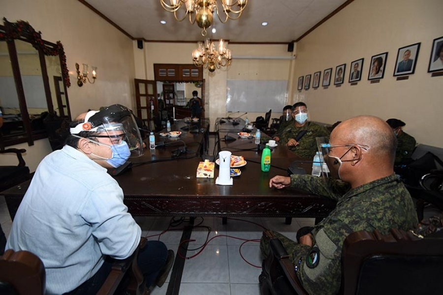 Westmincom chief cites insurgency drop in Sarangani