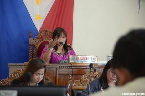 Maitum vice mayor bids farewell