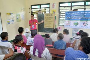 Sulong Sarangani conducts parenting seminar