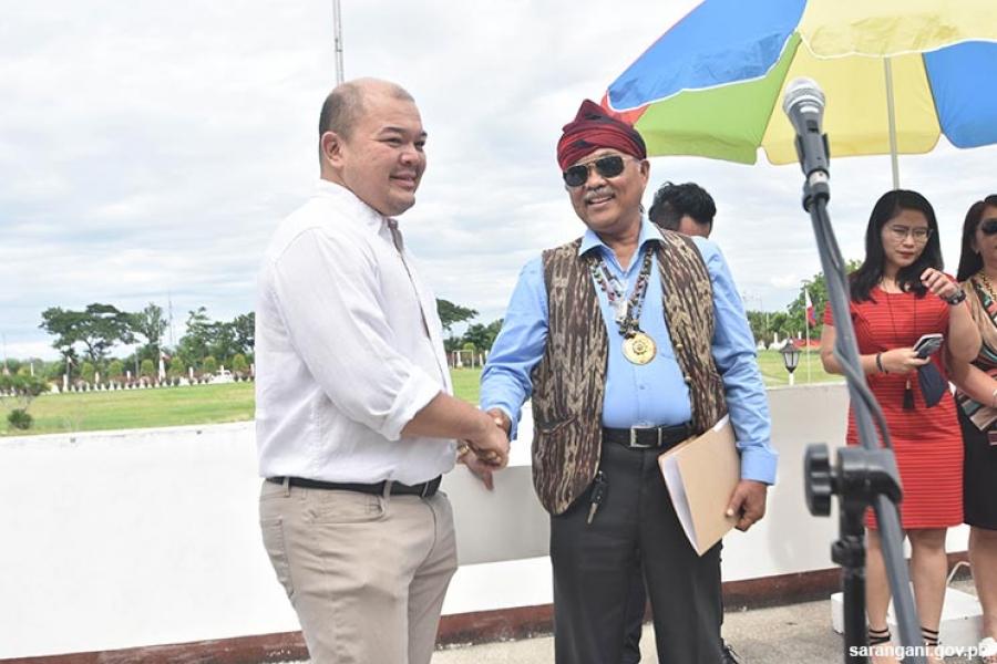 Gov. Solon welcomes new IPMR