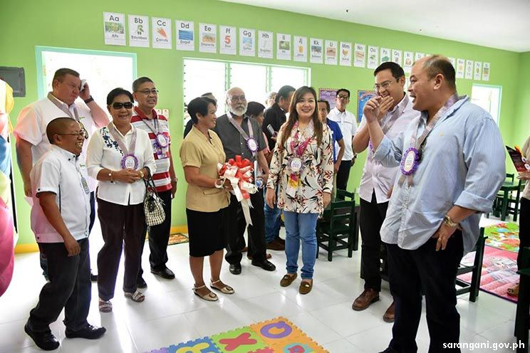 DU30 Early Learning Center inaugurated
