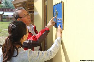 Korean church opens library in far-flung village