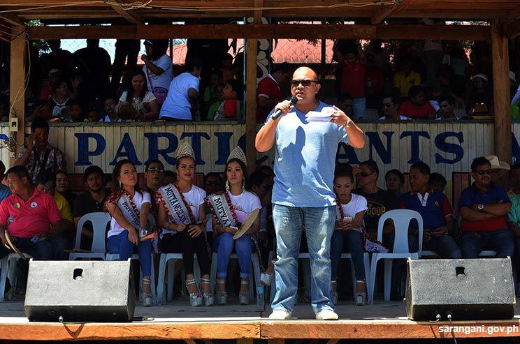 Governor Solon at Lubi-Lubi Festival