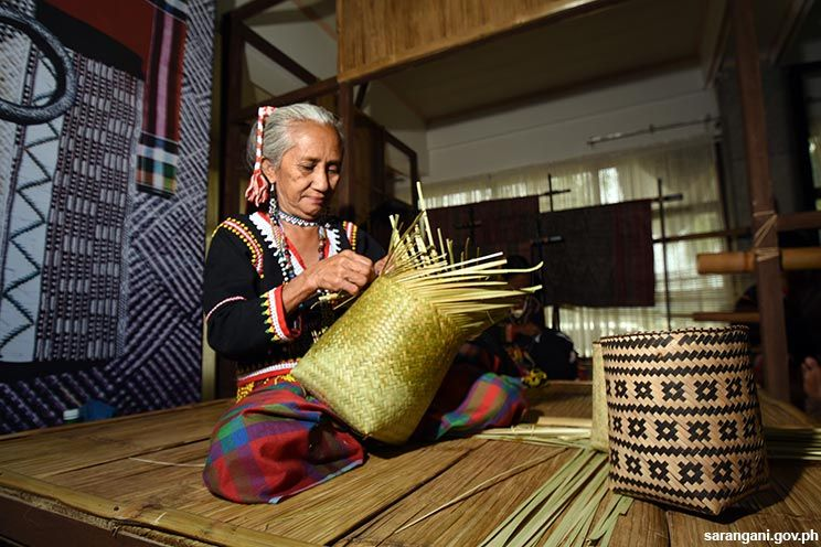 Blaan tradition lives on with bamboo master