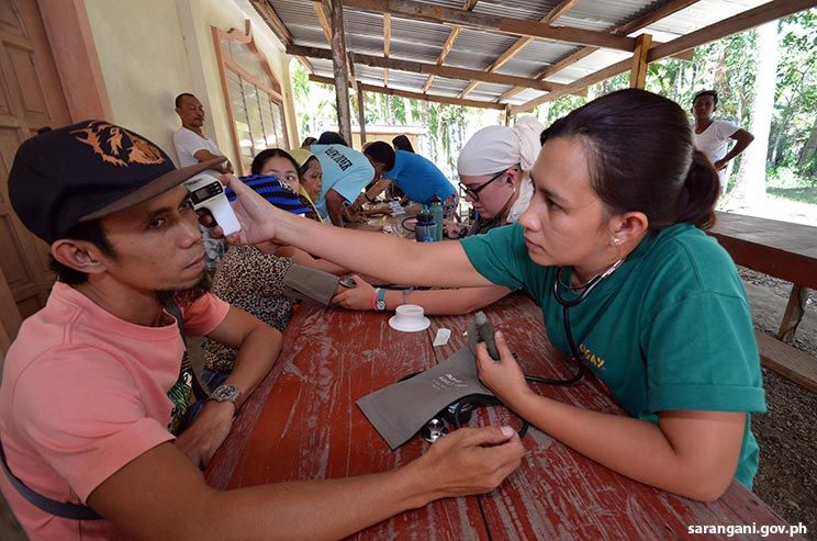 Partners hold medical mission