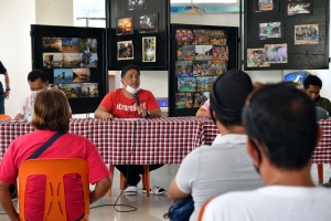 Mayor Bryan summons barangay officials for COVID-19 prevention