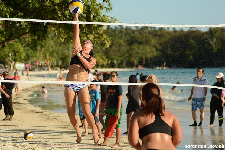 Sarbay volleyball