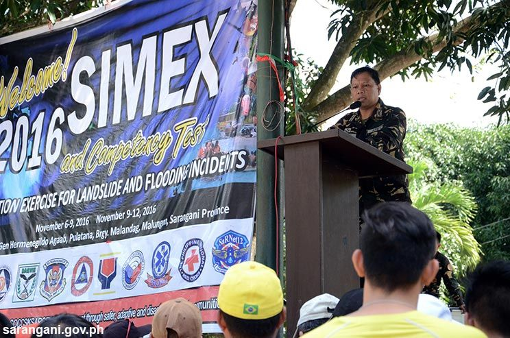Rescuers hone skills with SIMEX