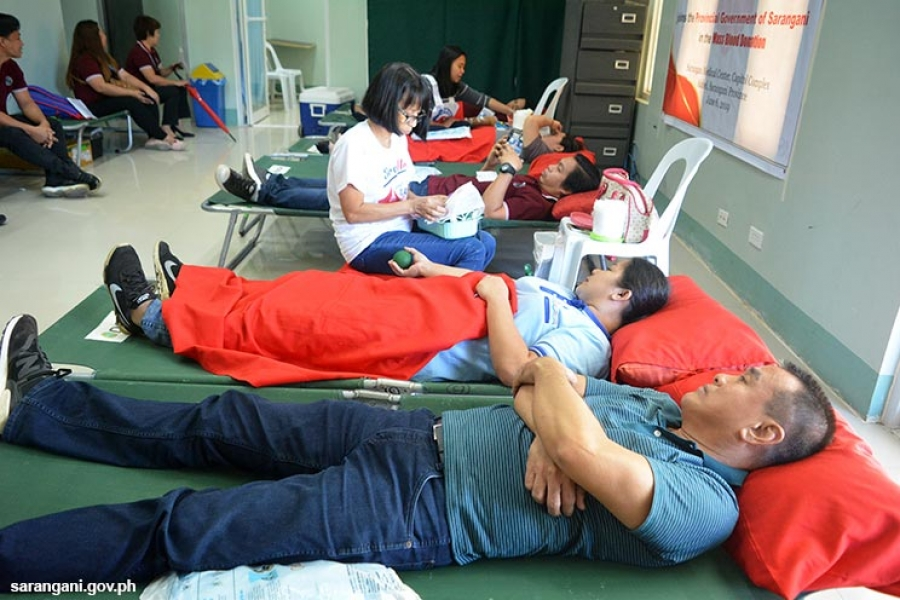 PICE leads blood-letting activity