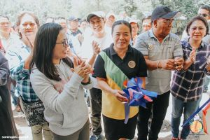 Upper Lumabat health station opens