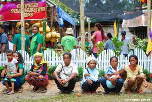 Villagers host Farm Family Day