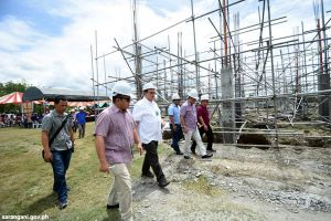 COA building rises at Capitol compound