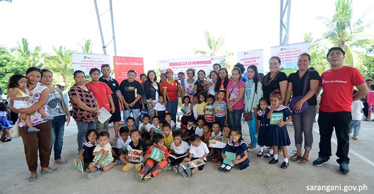 Sulong Karunungan, Save the Children host Booklatan