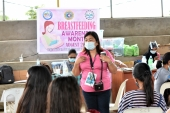 August is Breastfeeding Awareness Month and Family Planning Month