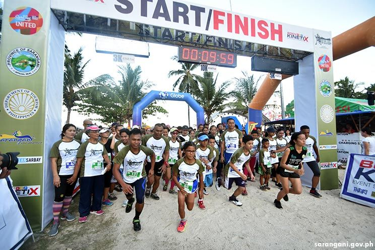 Run for Marawi opens Sarbay