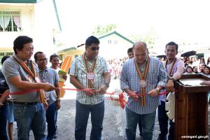 PLGU builds dorm for JLCNTS