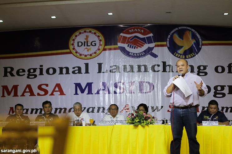 Anti-corruption, anti-illegal drugs program launched