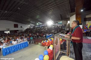 Sueno launches MASA MASID in Sarangani