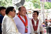 Former Mayor Constantino lauded