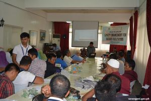 Capacity Enhancement for Madaris Facilitators