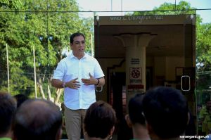 Incentives for ZOD barangays