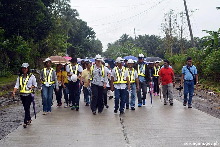 Barangays get P120-million project from WB, PRDP