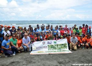 Government leads coastal clean-up