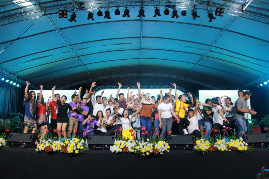 Malapatan wins Mass Dance competition