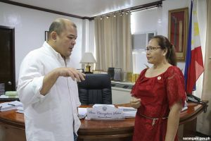 DA gives SAAD Program to Sarangani