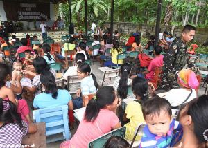LGU Kiamba brings services to barangays