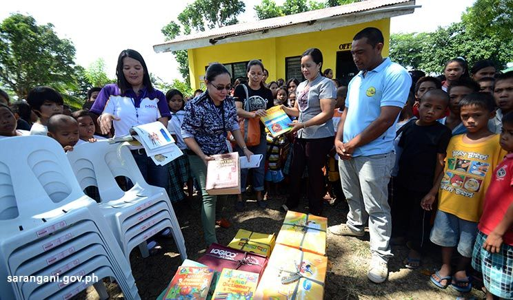 School Materials from World Vision, Sulong Karunungan
