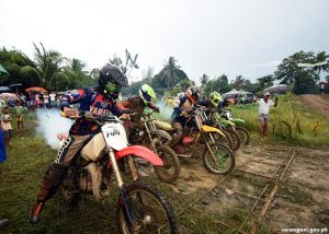 MaKiMa riders join Binuyugan motocross