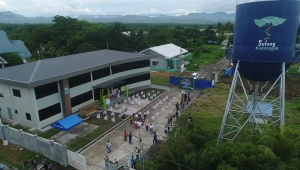 Sarangani inaugurates P25-M health offices building
