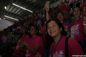 Regional Barangay Health Workers' Congress