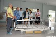 Hospital beds for Sarangani Medical Center