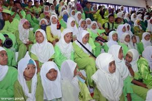 Muslim youth join Musabaqah