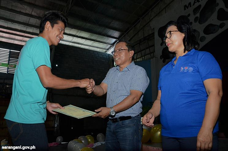 TESDA trains new skilled workers