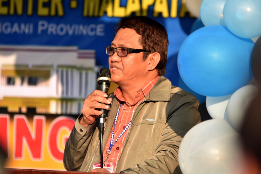 TESDA trng center for poverty alleviation