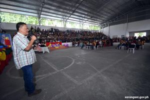 Mayor Lopez thanks DepEd
