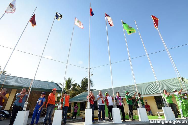 Governor Solon leads SPAA Meet opening ceremony